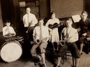 1927 Bratenahl School Orchestra, Bratenahl, Ohio