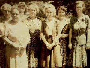 1943-44 School Faculty, Bratenahl, Ohio