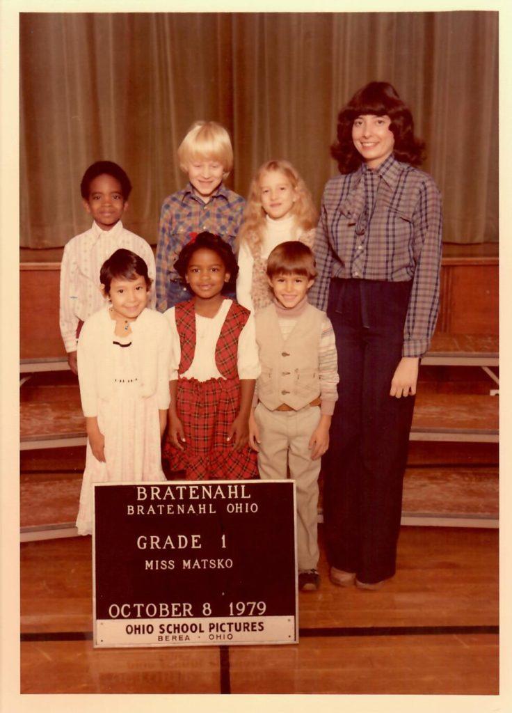 1979-80 Grade 1, Bratenahl School
