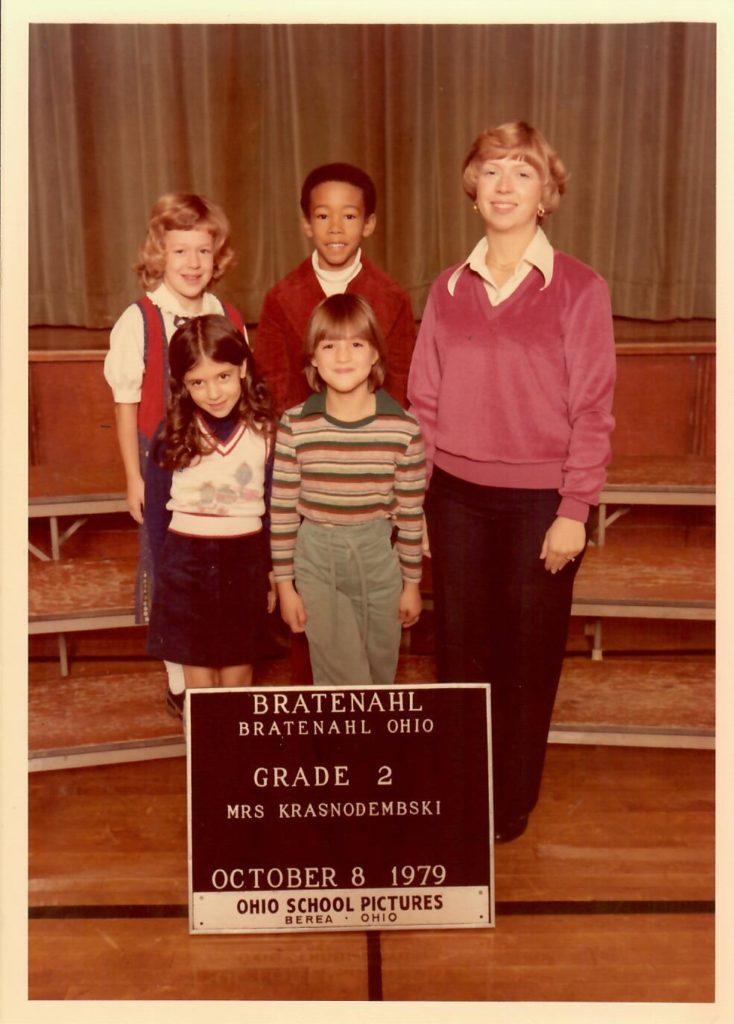 1979-80 Grade 2, Bratenahl School