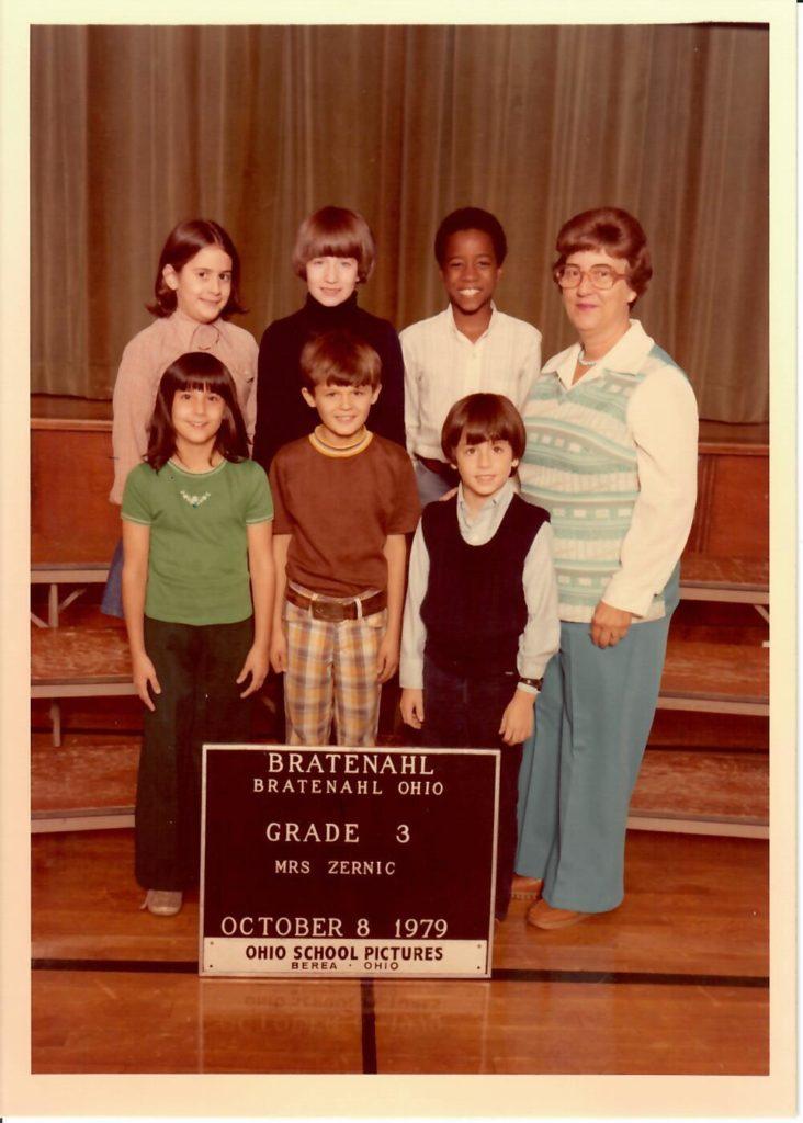 1979-80 Grade 3, Bratenahl School