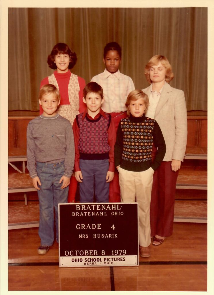 1979-80 Grade 4, Bratenahl School