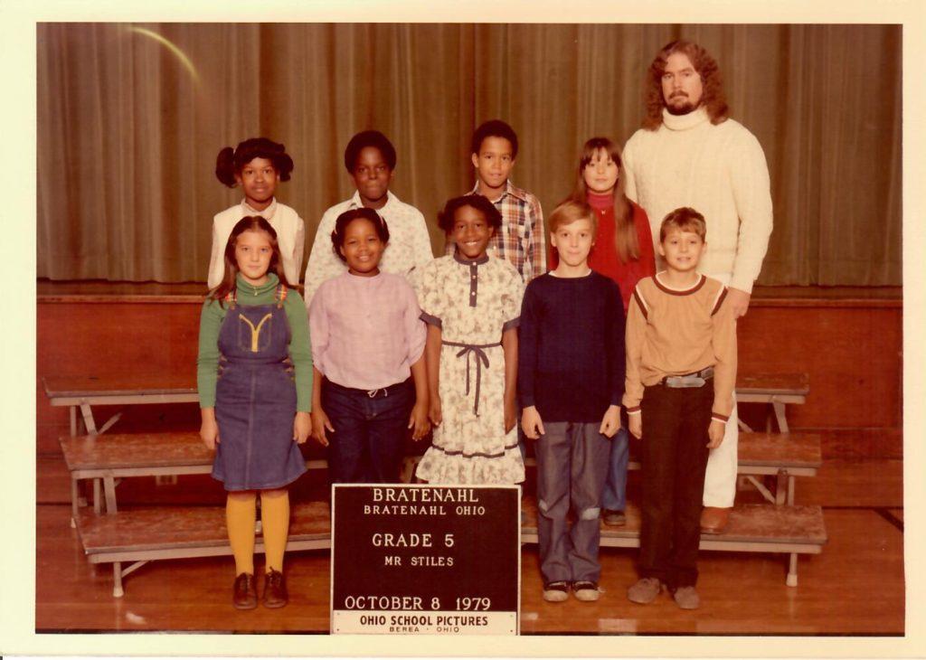 1979-80 Grade 5, Bratenahl School