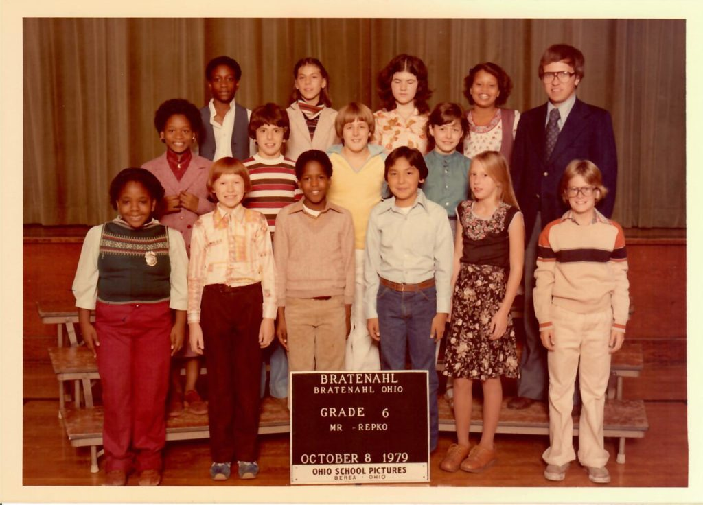 1979-80 Grade 6, Bratenahl School