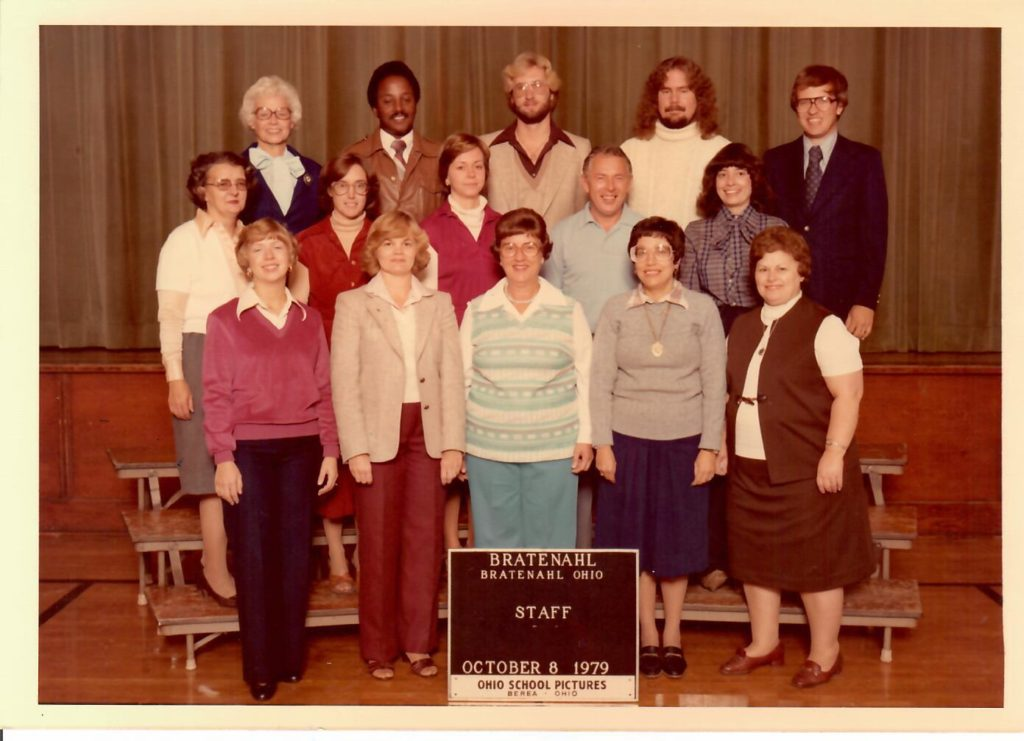 1979-80 Bratenahl School Faculty