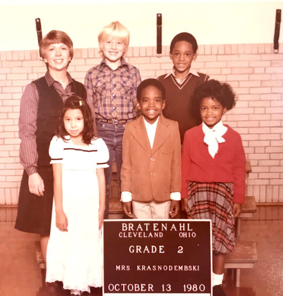 1980-81 Grade 2, Bratenahl School