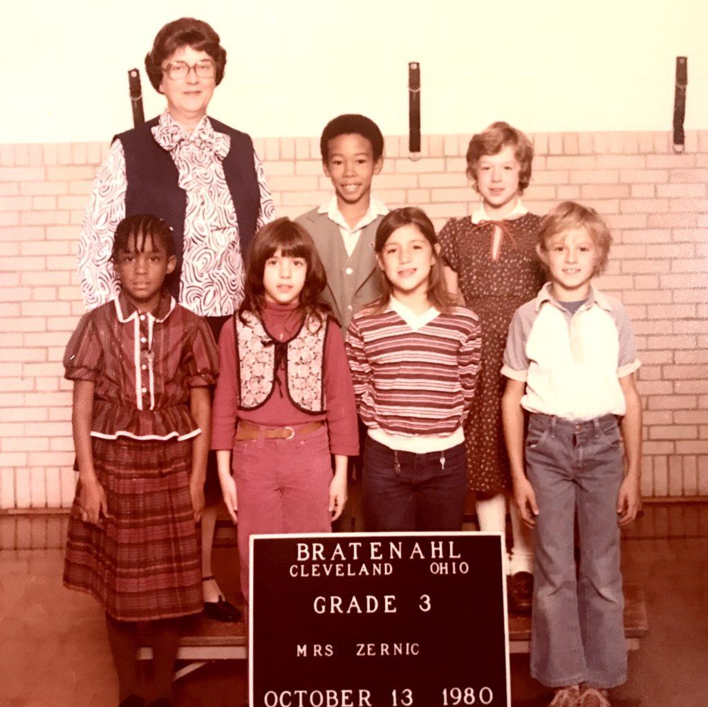 1980-81 Grade 3, Bratenahl School