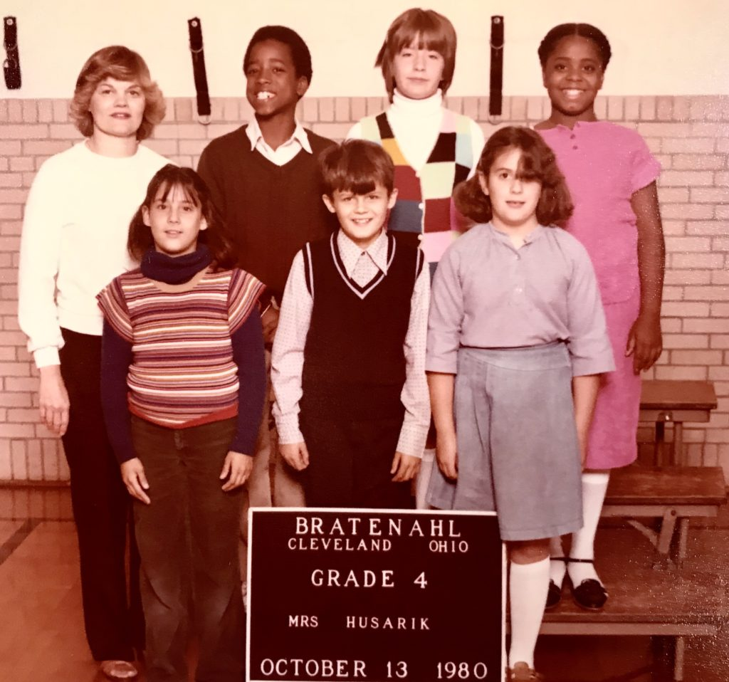 1980-81 Grade 4, Bratenahl School
