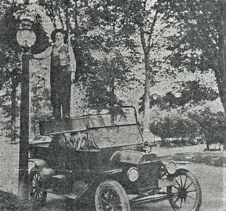 Lamplighter in Bratenahl, Ohio