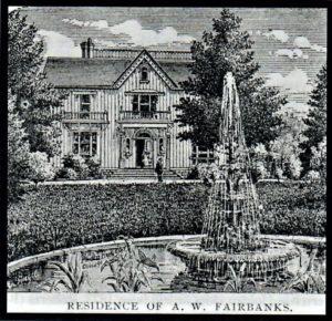 8907 LSB Fairbanks, Bratenahl, Ohio Home