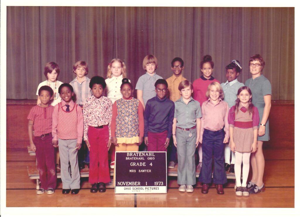 1973-74 Grade 4