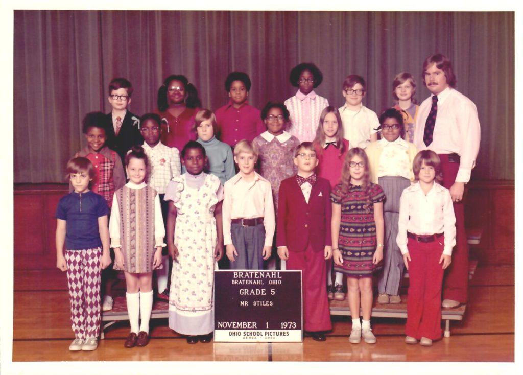 1973-74 Grade 5