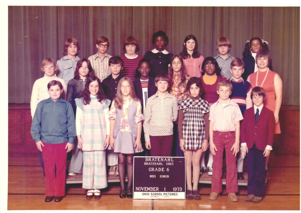 1973-74 Grade 6