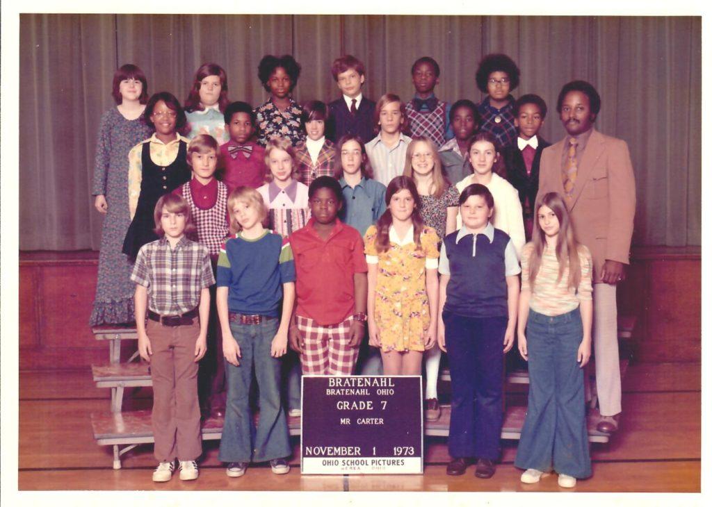 1973-74 Grade 7