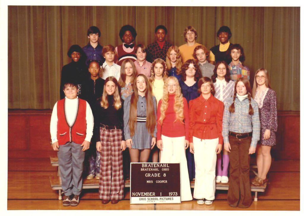 1973-74 Grade 8