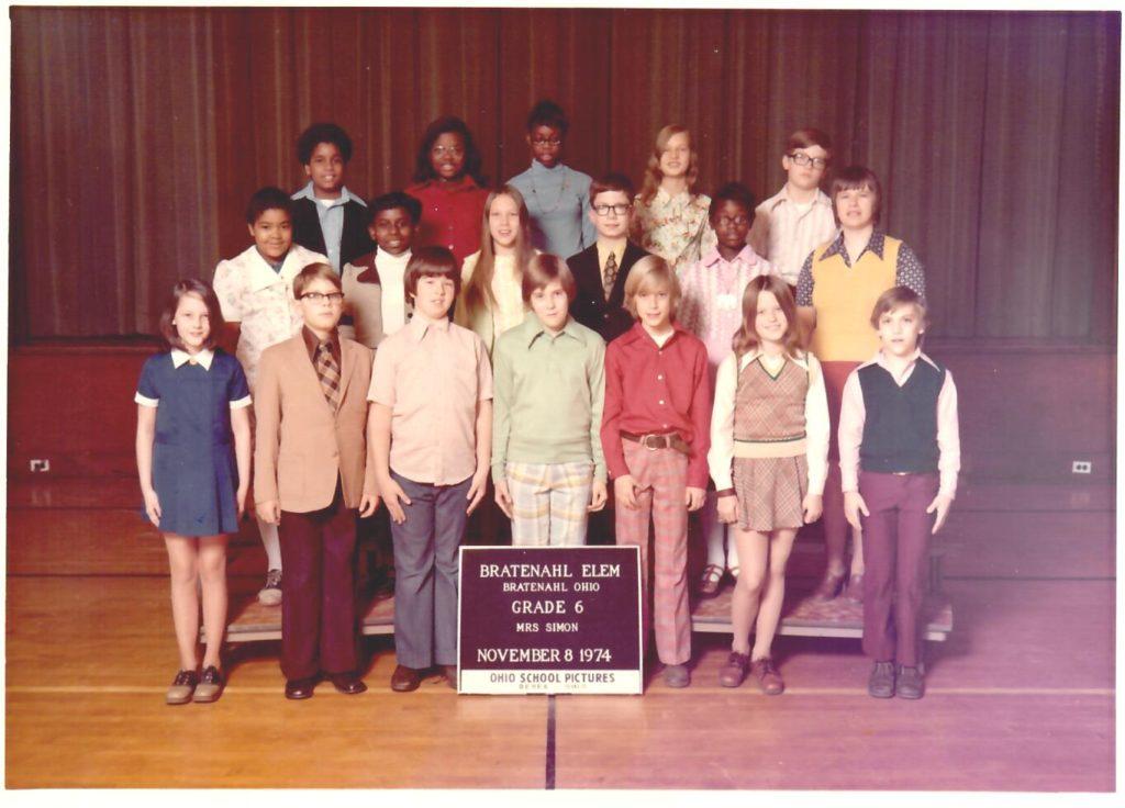 1974-75 Grade 6
