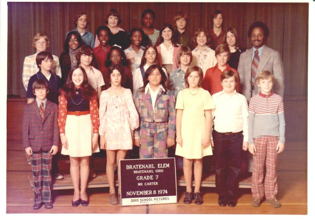 1974-75 Grade 7