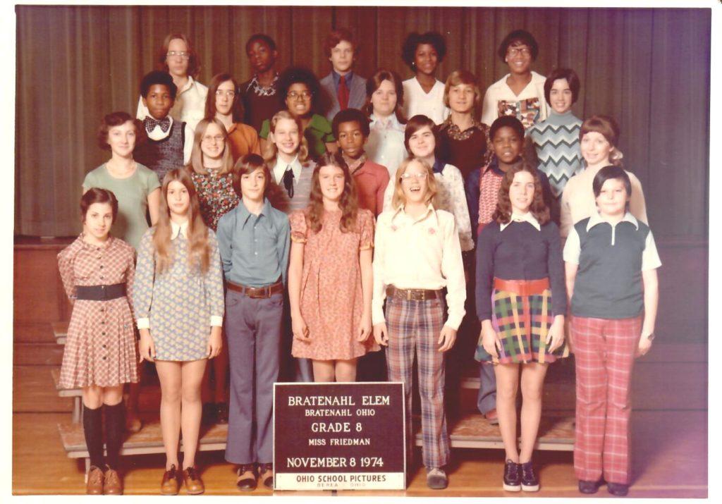 1974-75 Grade 8