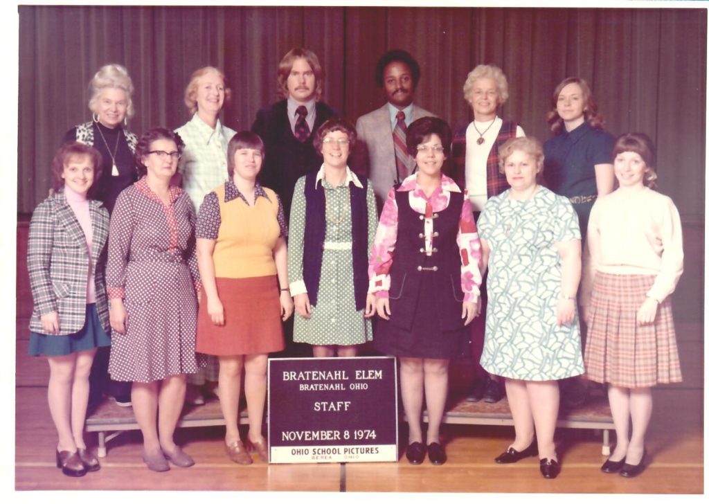 1974-75 School Faculty