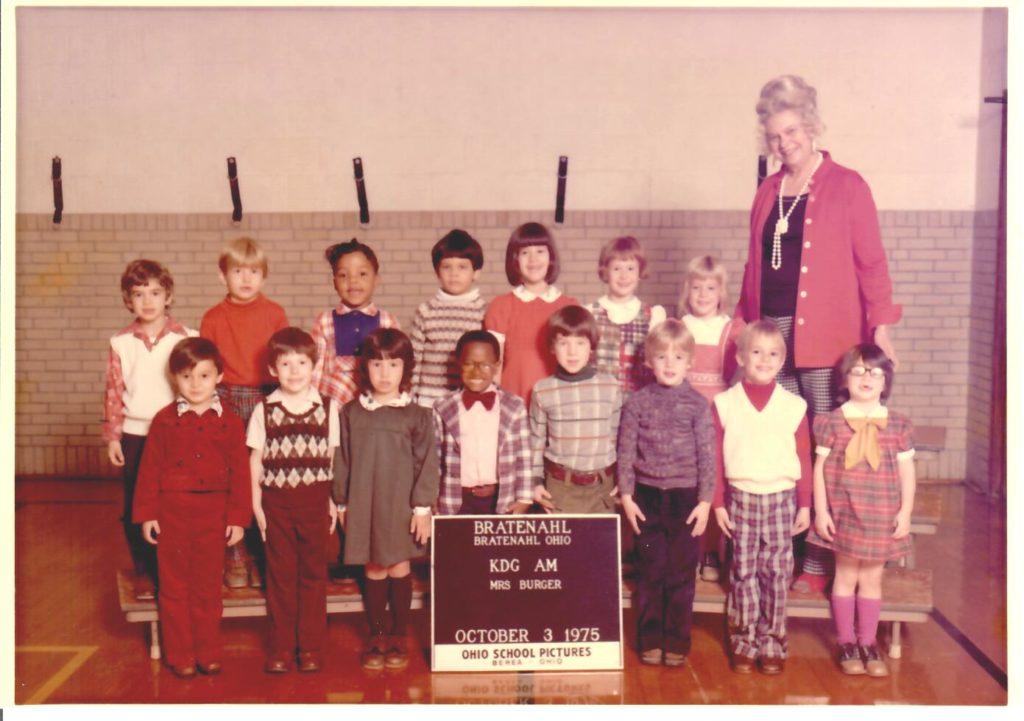 1975-76 Kindergarten