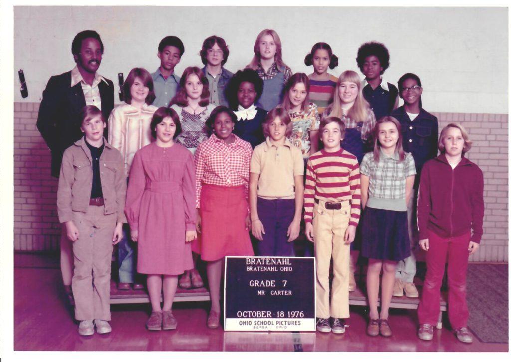 1976-77 Grade 7
