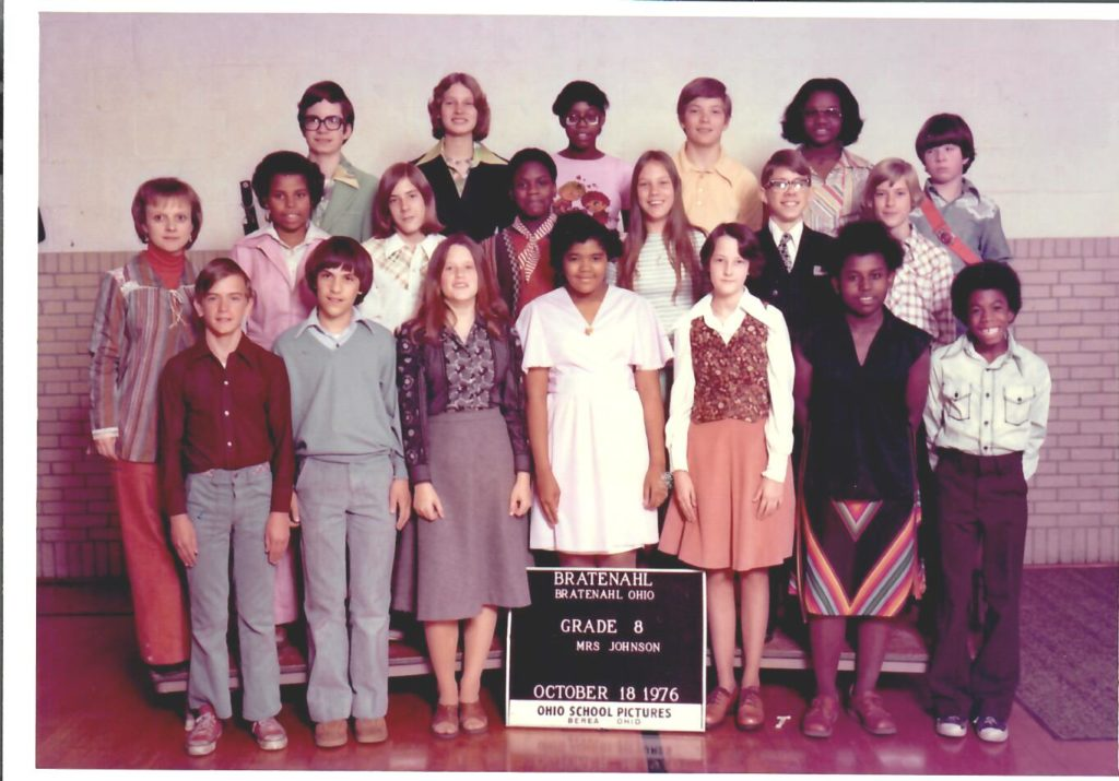 1976-77 Grade 8