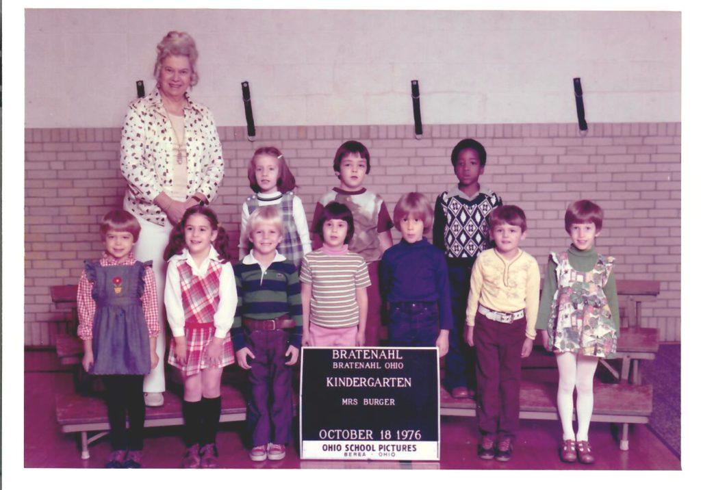 1976-77 Kindergarten