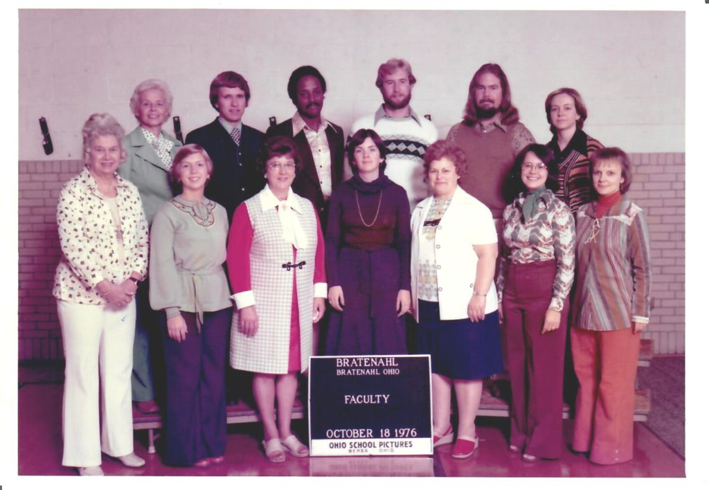 1976-77 School Faculty
