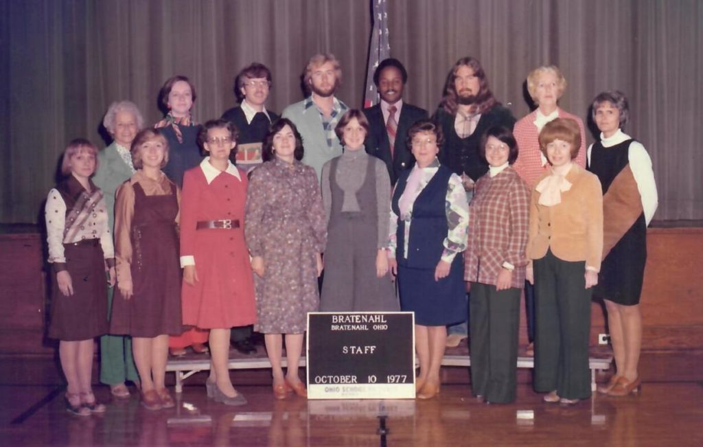 1977-78 School Faculty