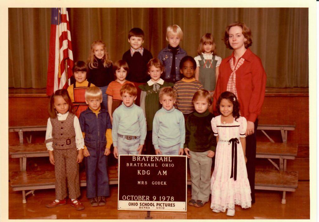 1978-79 Kindergarten