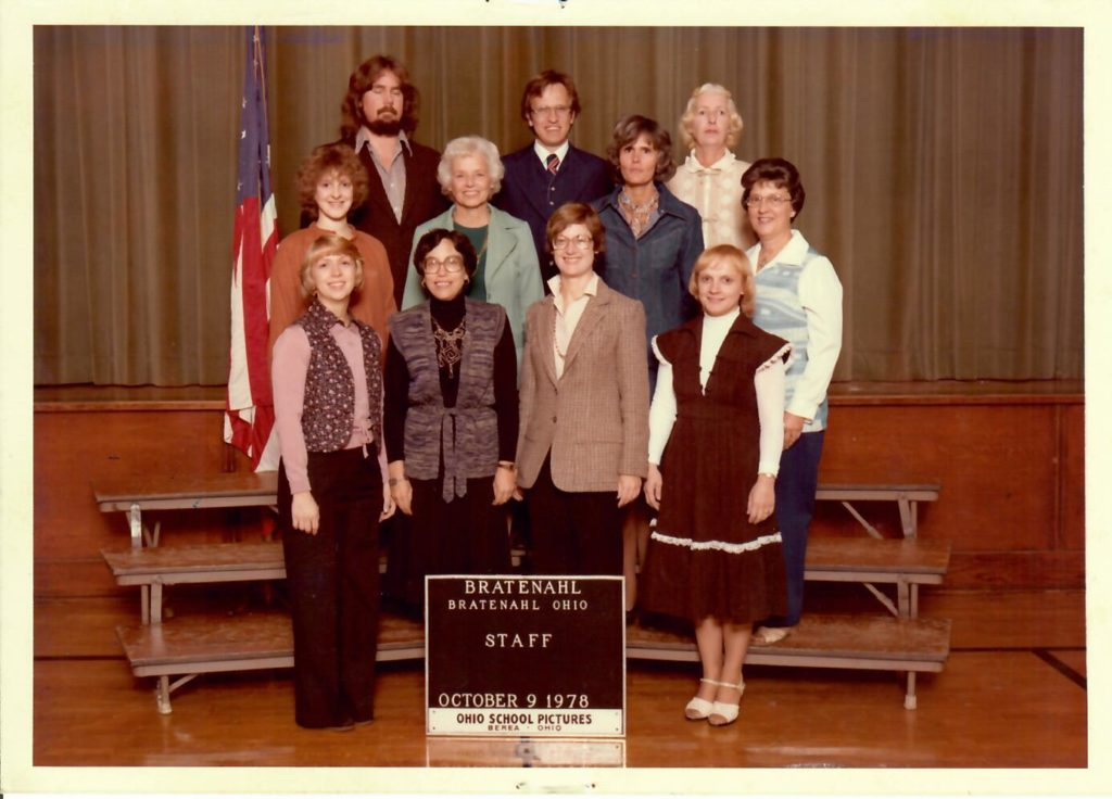 1978-79 School Faculty