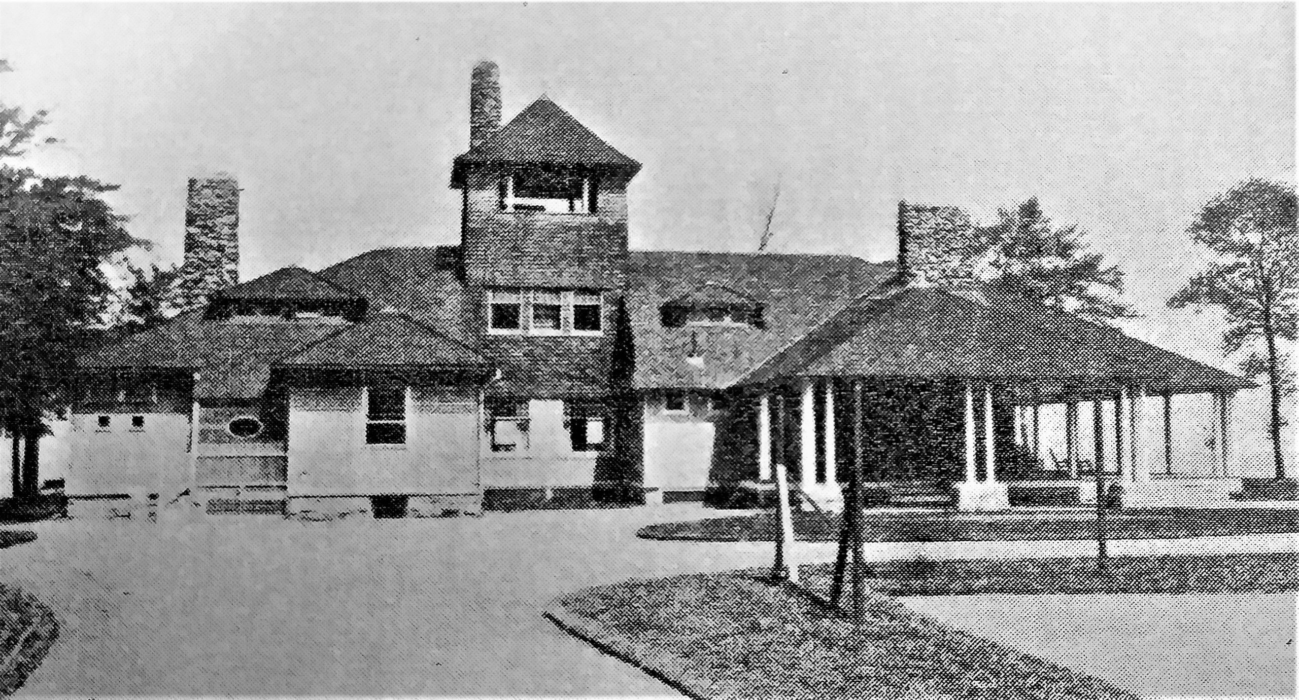 First Country Club Clubhouse 1898