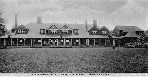 Second Country Club Clubhouse 1900