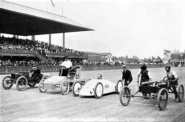 Glenville Race Track 1
