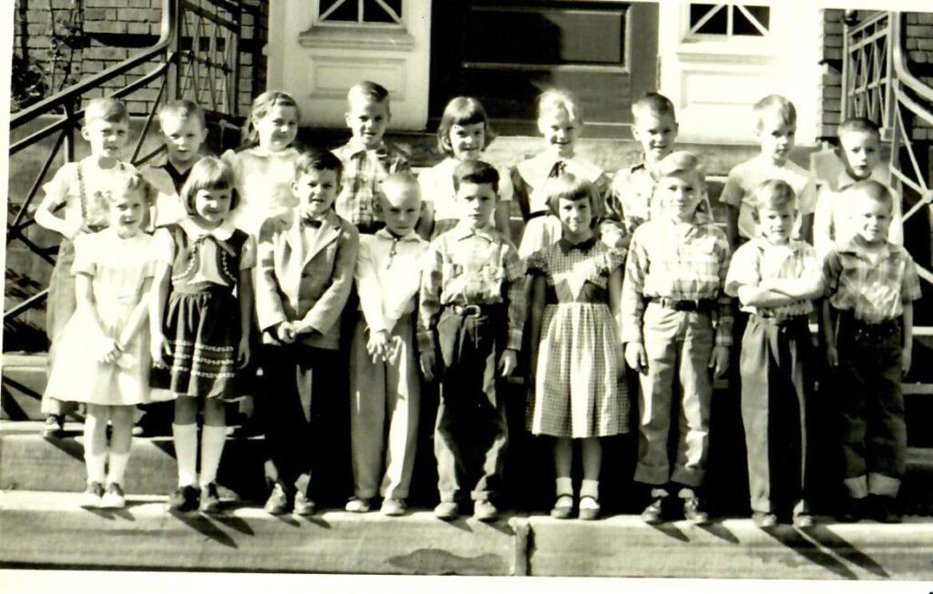 1955-56 Grade 1