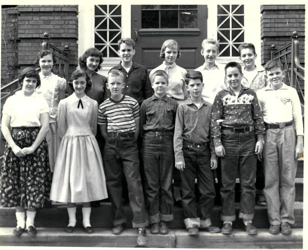 1955-56 Grade 7