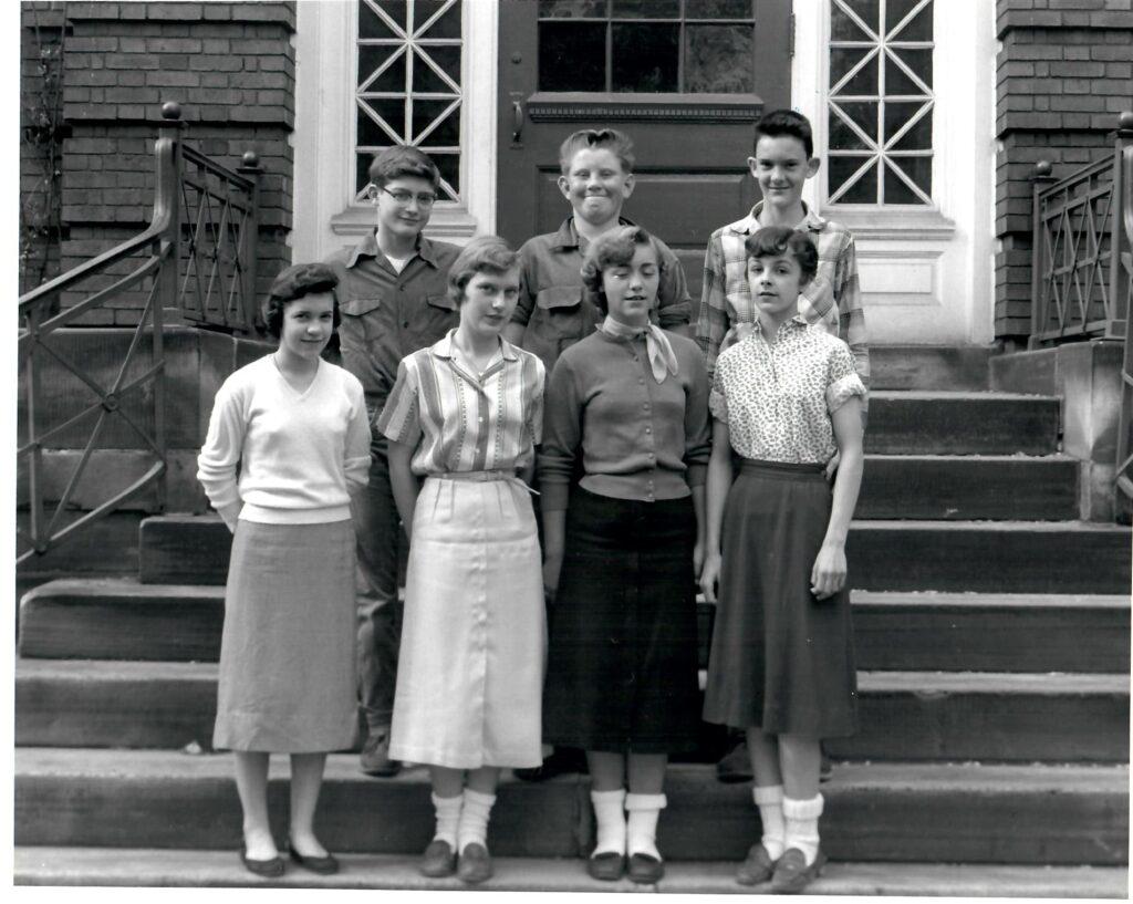 1955-56 Grade 8