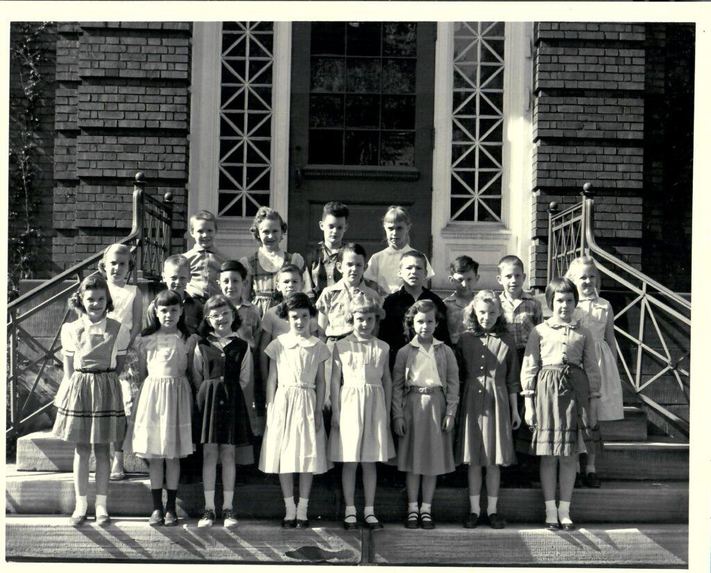 1956-57 Grade 3