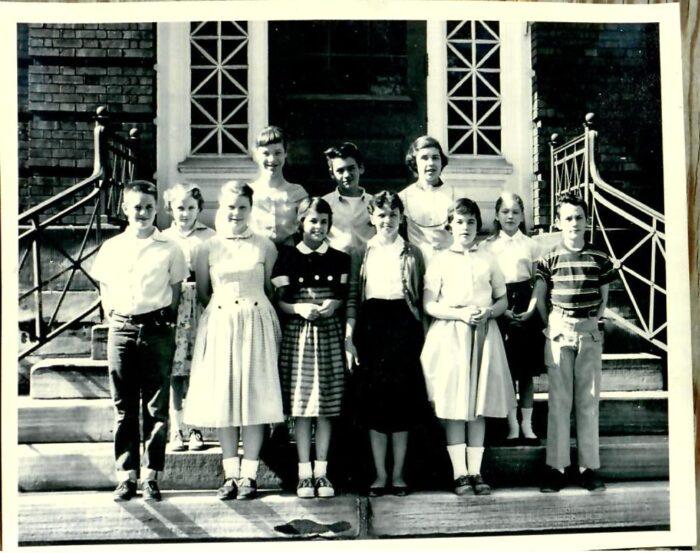 1956-57 Grade 6