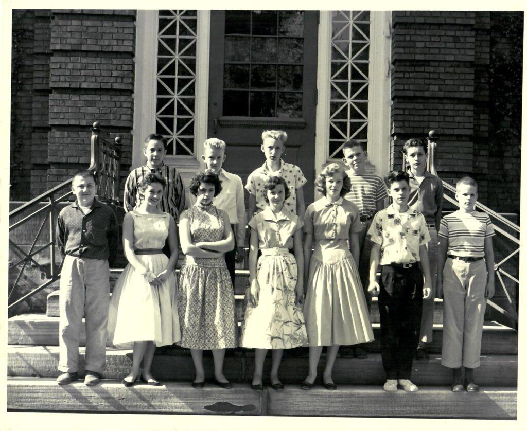 1956-57 Grade 8