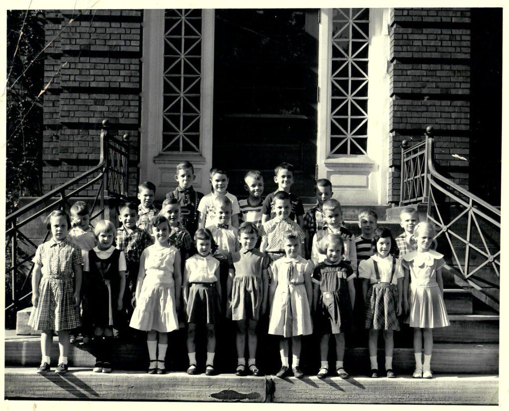 1956-57 Kindergarten