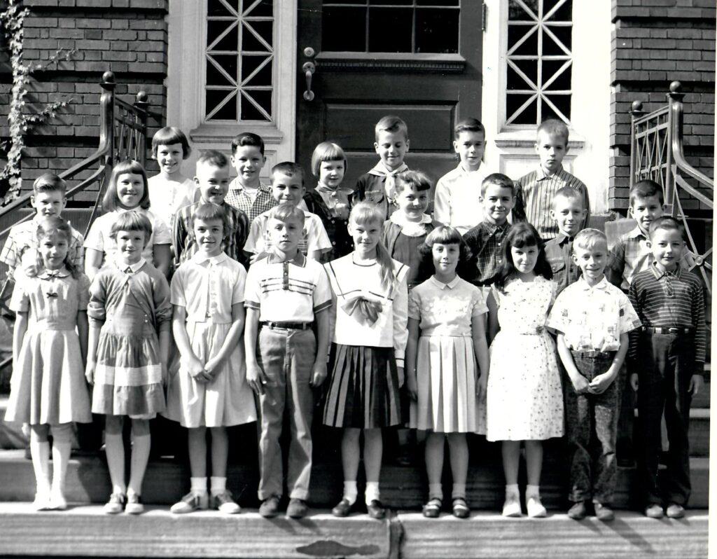 1957-58 Grade 3