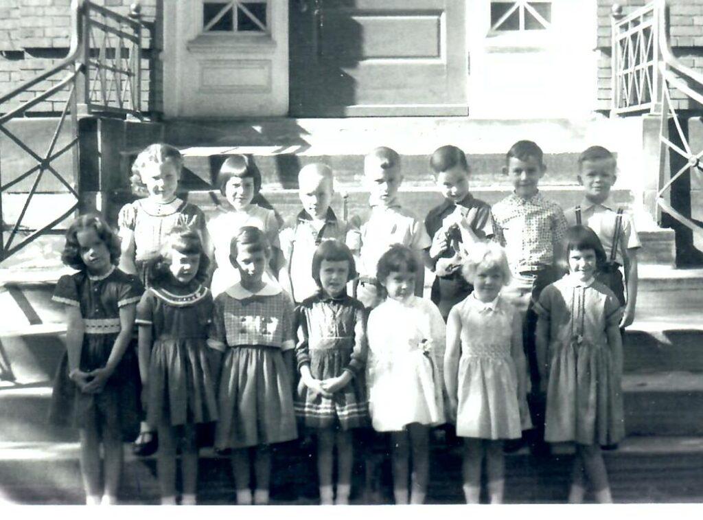 1959-60 Kindergarten