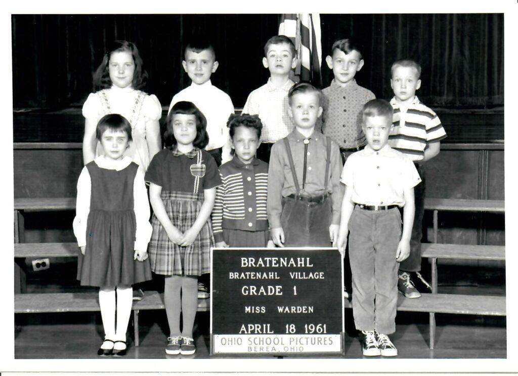 1960-61 Grade 1