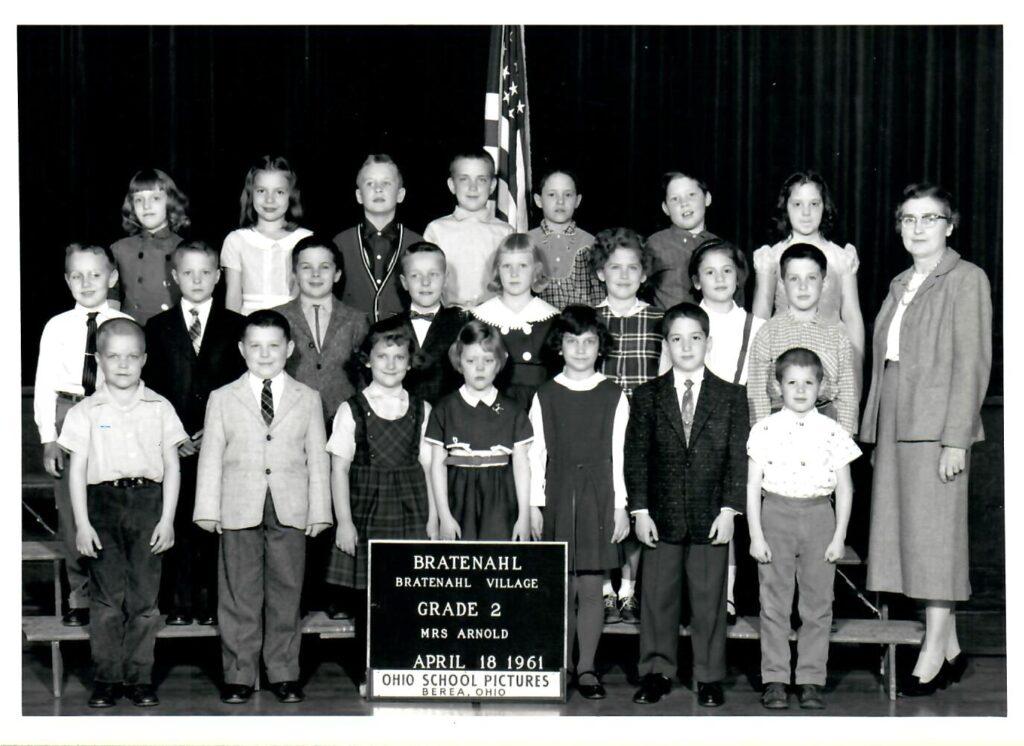 1960-61 Grade 2