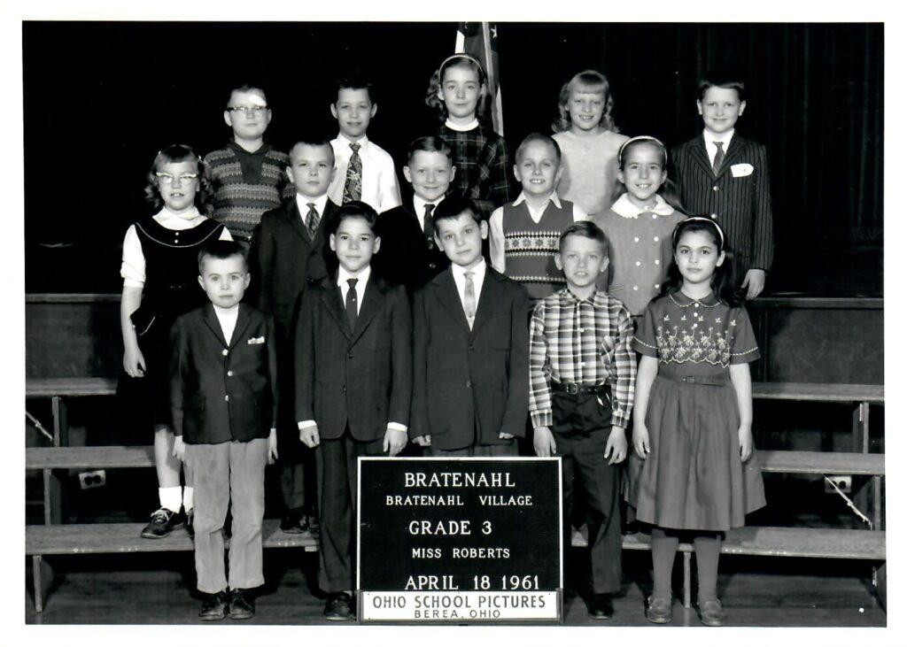 1960-61 Grade 3