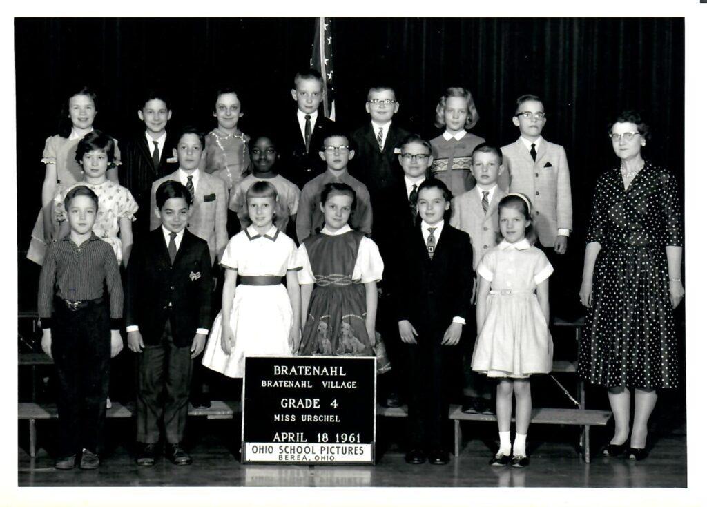 1960-61 Grade 4