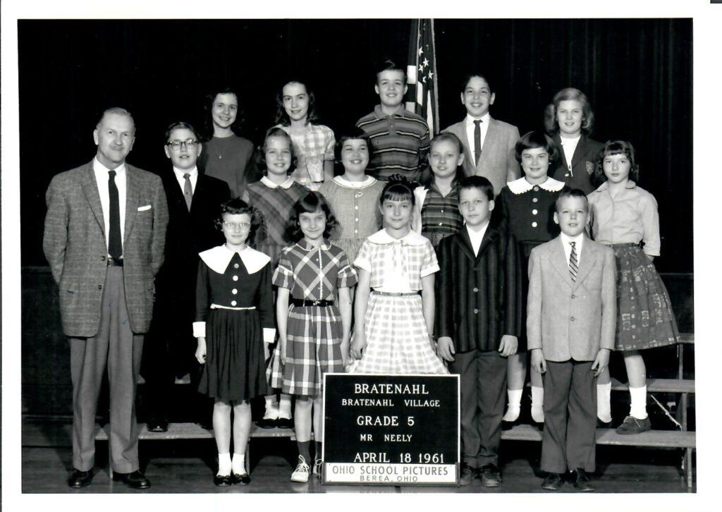 1960-61 Grade 5