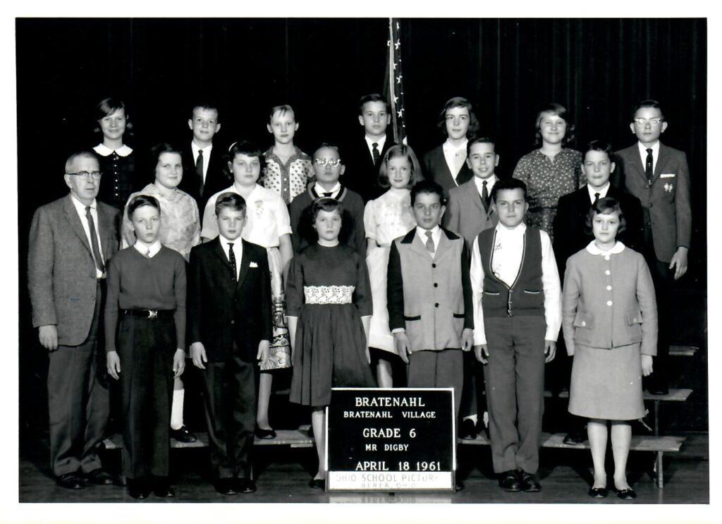 1960-61 Grade 6