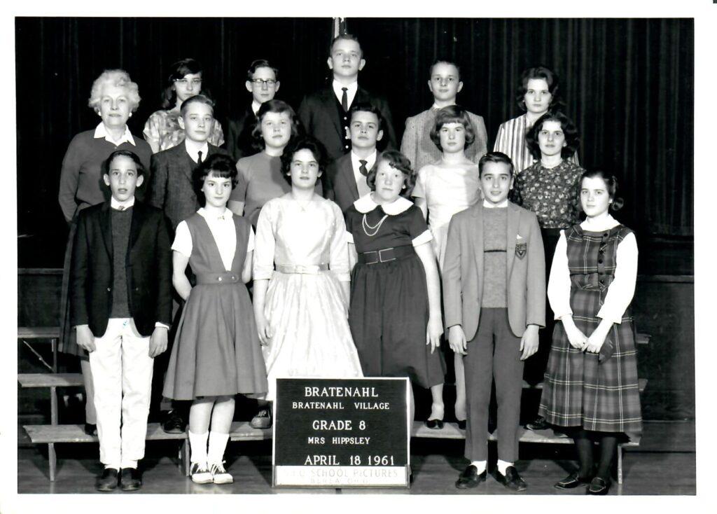 1960-61 Grade 8